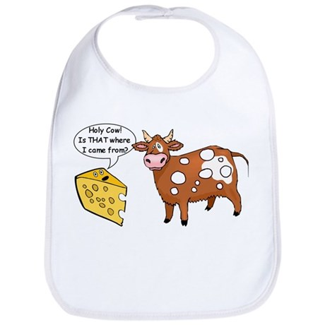 Holy Cow Bib