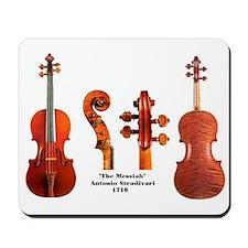 Stradivarius Violin Mousepad