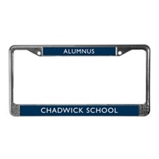 Alumnus License Plate Frame