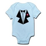 Baby Tuxedo Onesie