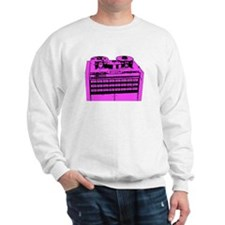"24 Track 2"" Tape Machine Sweatshirt"