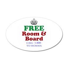 FREE Room Board Wall Decal