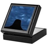 Devil's Tower National Monume Keepsake Box