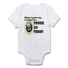 Tough as Teddy Infant Bodysuit
