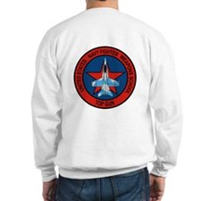 US Navy Fighter Weapons Schoo Sweatshirt