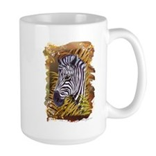 Zebra, Jungle, Africa, Zoo Mug