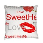OYOOS Swee Heart design Everyday Pillow