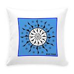 OYOOS Blue Moon design Everyday Pillow