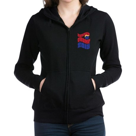 Summer of TRUMP 2015 Women's Zip Hoodie