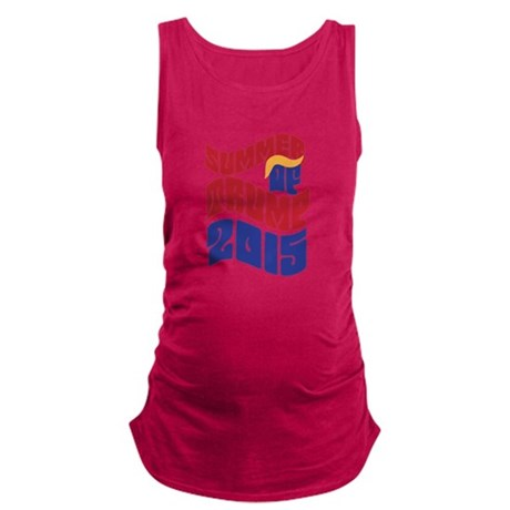 Summer of TRUMP 2015 Maternity Tank Top