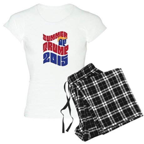 Summer of TRUMP 2015 Pajamas