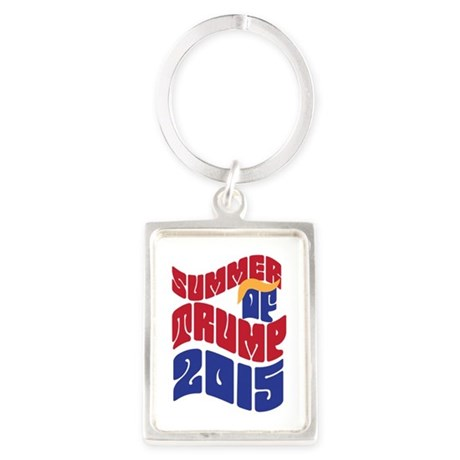 Summer of TRUMP 2015 Keychains