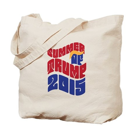 Summer of TRUMP 2015 Tote Bag