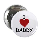 "I LOVE DADDY 2.25"" Button (10 pack)"