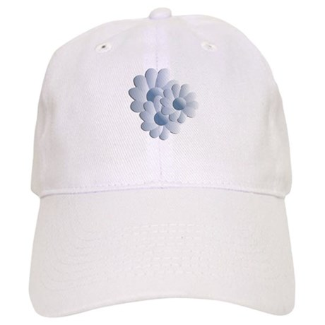 Pretty Daisy Trio - Blue Cap