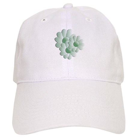 Pretty Daisy Trio - Green Cap