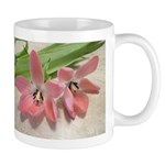 Pink Tulips In Bloom Mug