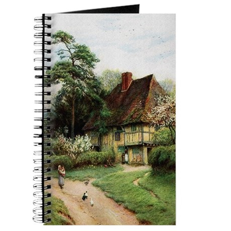 English Country Cottage Journal