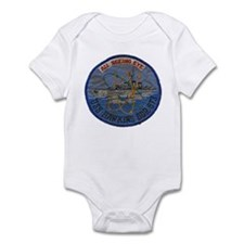 USS HAWKINS Infant Bodysuit