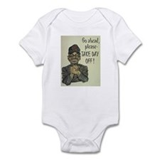 TAKE DAY OFF Infant Bodysuit