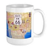 Route 66 Large Mug (15 oz)