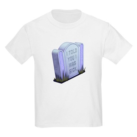 I Told You Kids Light T-Shirt