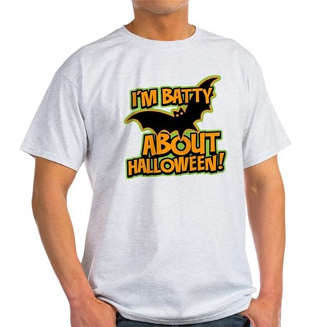 I'm Batty Halloween Light T-Shirt