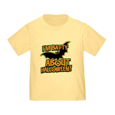 I'm Batty Halloween Toddler T-Shirt
