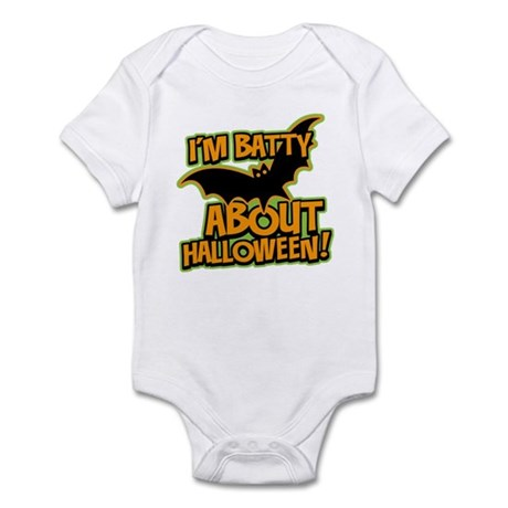 I'm Batty Halloween Infant Bodysuit