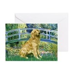 Bridge & Golden Greeting Cards (Pk of 20)