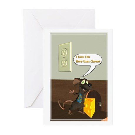 Rattachewie 2 - Greeting Cards (Pk of 20) - 5x7
