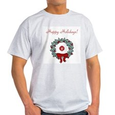 Firefighter Merry X-mas T-Shirt