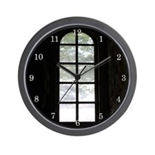 """""""Oustide Glow"""" Wall Clock"""
