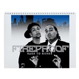 Fireproof Wall Calendar