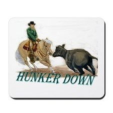 Hunker Down Mousepad