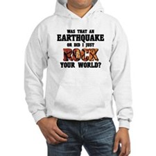 Rock Your World Hoodie