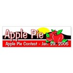 SAMPLE CONTEST ONLY Bumper Sticker