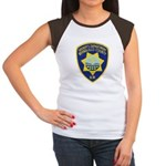 Bernalillo County Sheriff Women's Cap Sleeve T-Shi