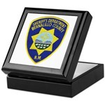 Bernalillo County Sheriff Keepsake Box