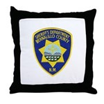 Bernalillo County Sheriff Throw Pillow