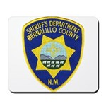 Bernalillo County Sheriff Mousepad