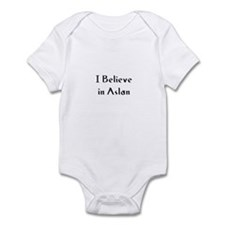 I Believe in Aslan Onesie