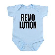One Word Revolution Infant Bodysuit