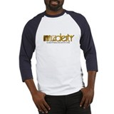 Basic Mr. Deity Baseball Jersey