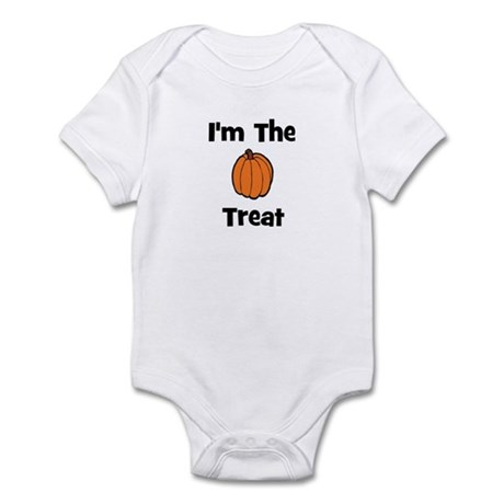 I'm The Treat (pumpkin) Infant Bodysuit