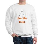 I'm The Treat (ghost) Sweatshirt