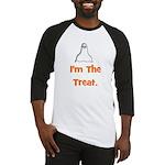 I'm The Treat (ghost) Baseball Jersey