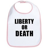 Liberty or Death Bib