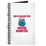 Micah Monster Journal