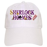 Sherlock Holmes Lives Baseball Cap